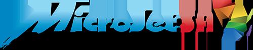 Microjet SA Logo